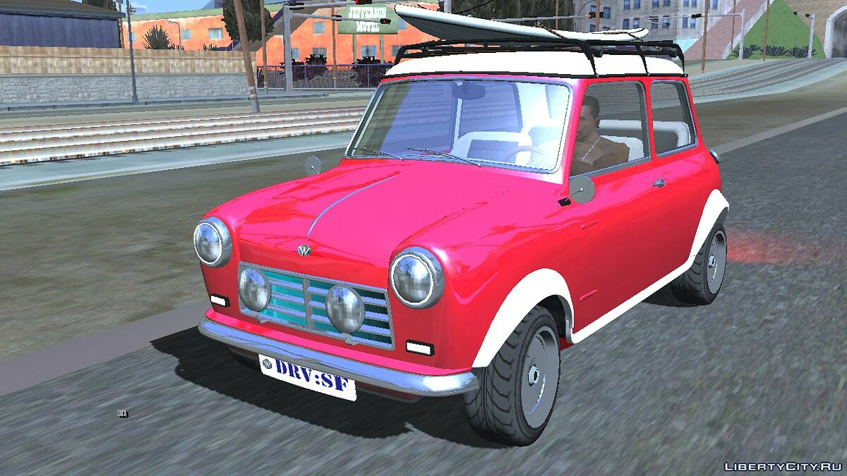 Car Weeny Issi Classic from GTA 5 for GTA San Andreas (iOS, Android)