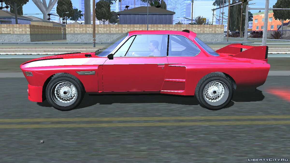 Car Ubermacht Zion Classic LM from GTA 5 for GTA San Andreas (iOS, Android)