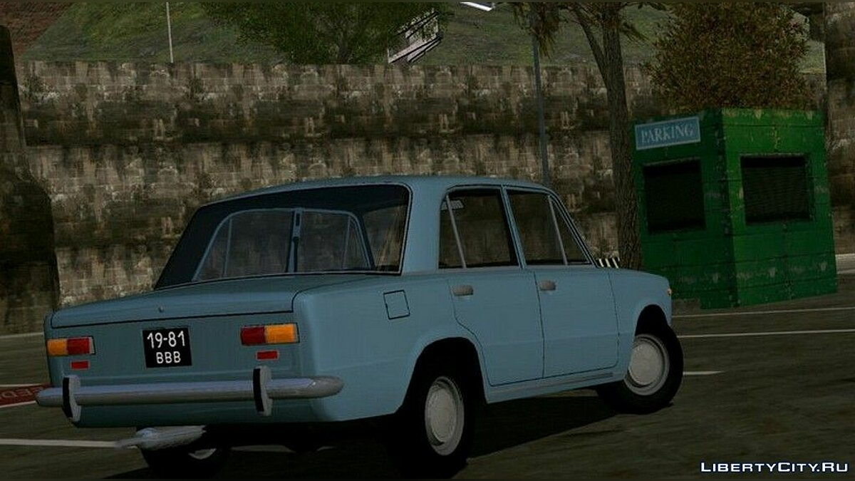 VAZ 2110 for GTA San Andreas (iOS, Android) - Картинка #3