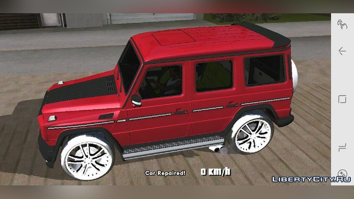 Mercedes-Benz G500 ART for GTA San Andreas (iOS, Android) - Картинка #1