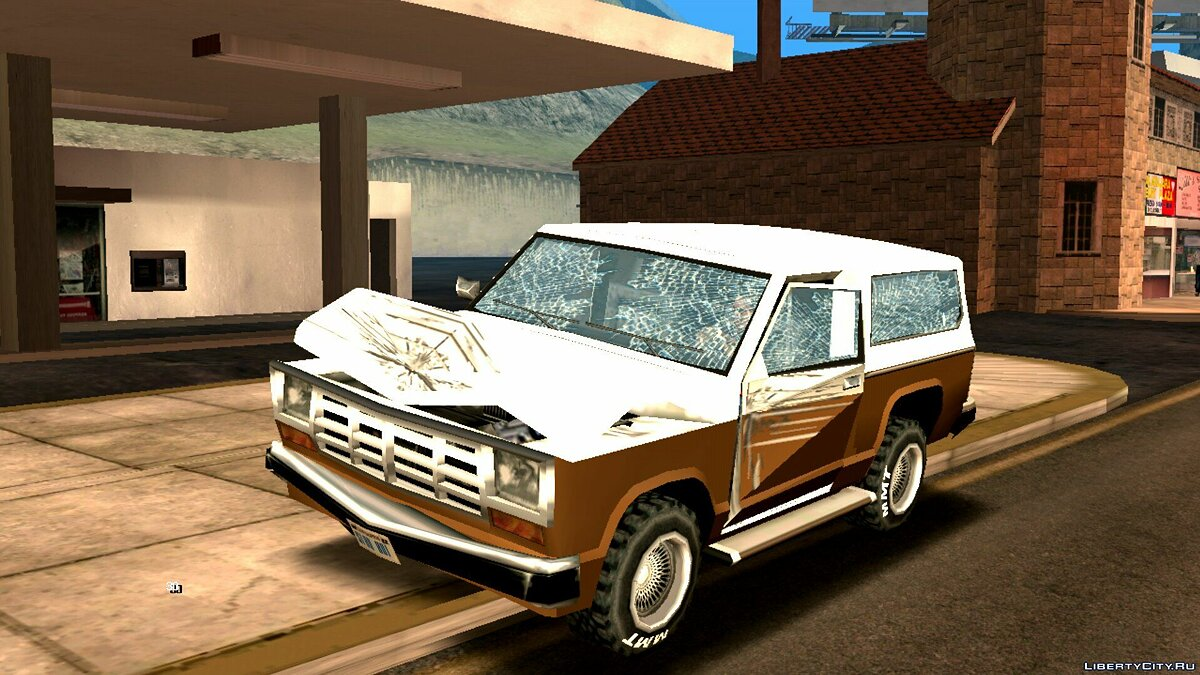 Saddlebred v2 for GTA San Andreas (iOS, Android) - Картинка #2