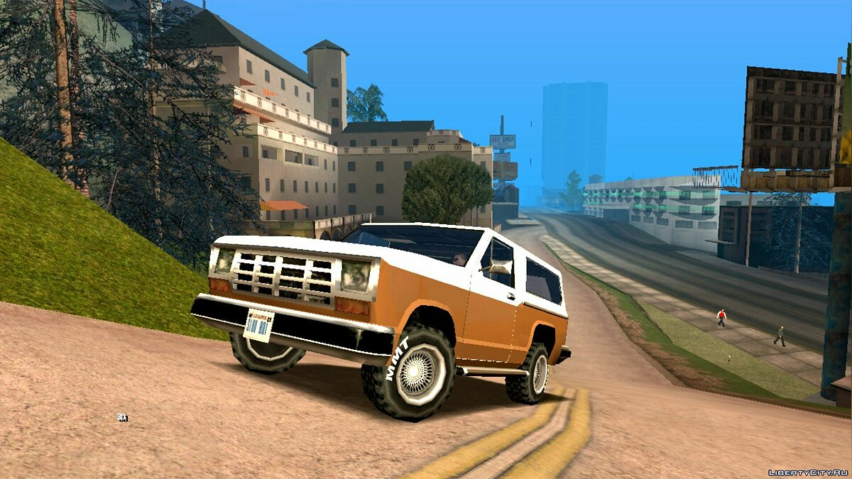 Saddlebred v2 for GTA San Andreas (iOS, Android) - Картинка #1