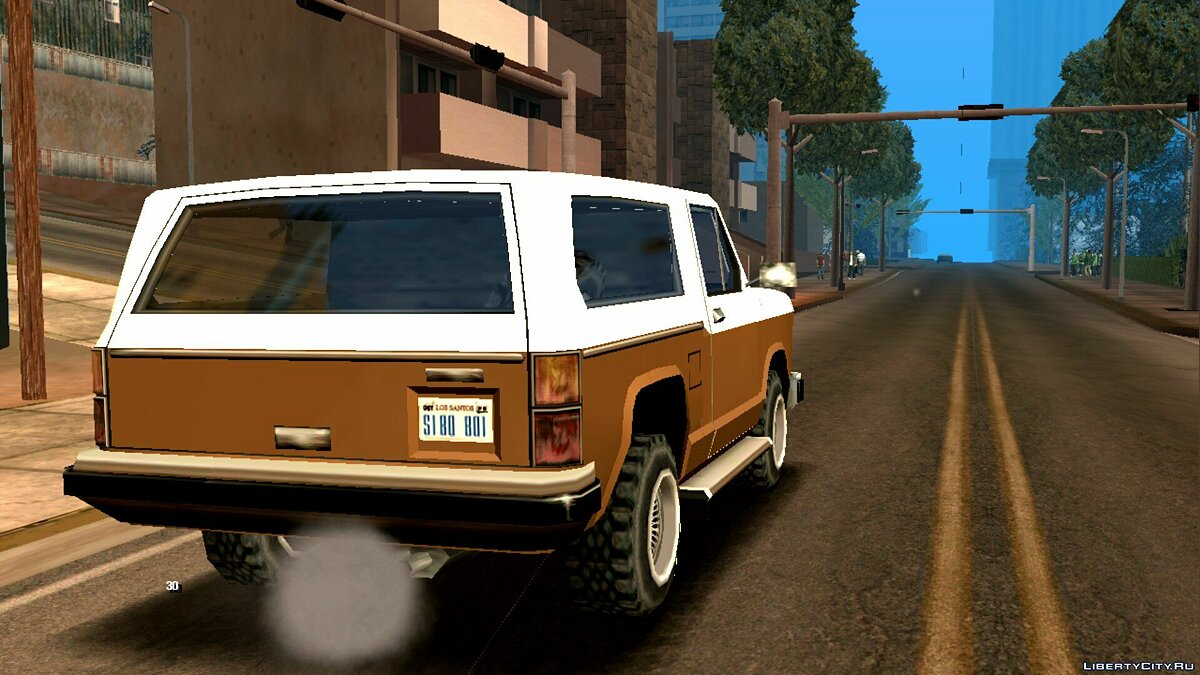 Saddlebred v2 for GTA San Andreas (iOS, Android) - Картинка #3