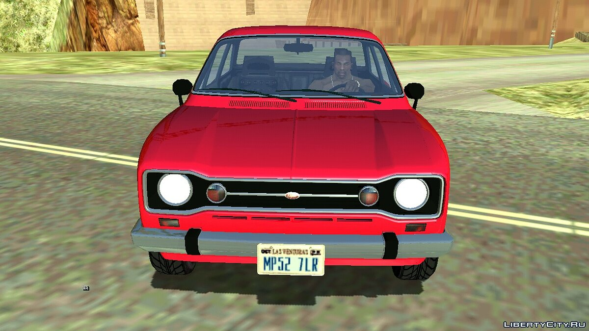 Car Vapid Retinue from GTA 5 for GTA San Andreas (iOS, Android)