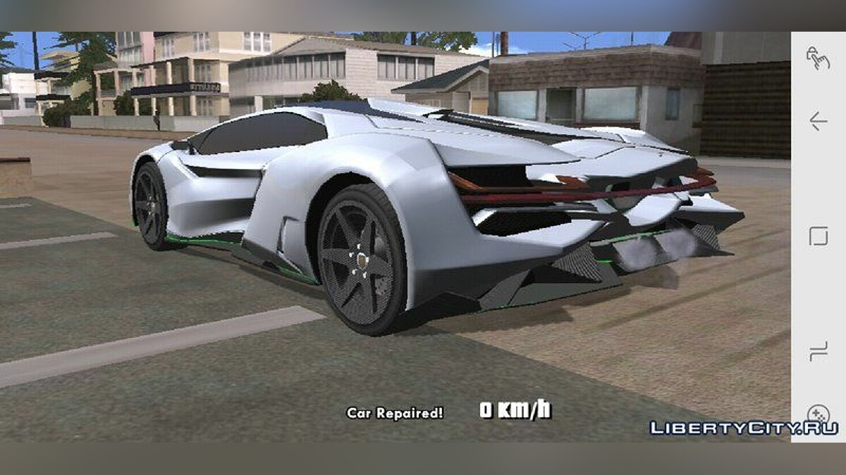 Pegassi Millennium for Mobile for GTA San Andreas (iOS, Android) - Картинка #4