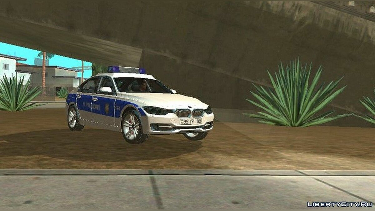 BMW 328i for GTA San Andreas (iOS, Android) - Картинка #1