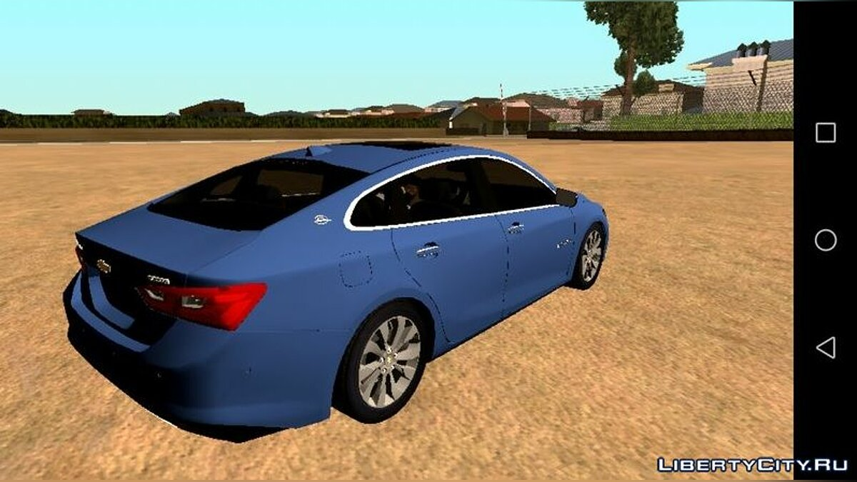Car Chevrolet Malibu (DFF only) for GTA San Andreas (iOS, Android)