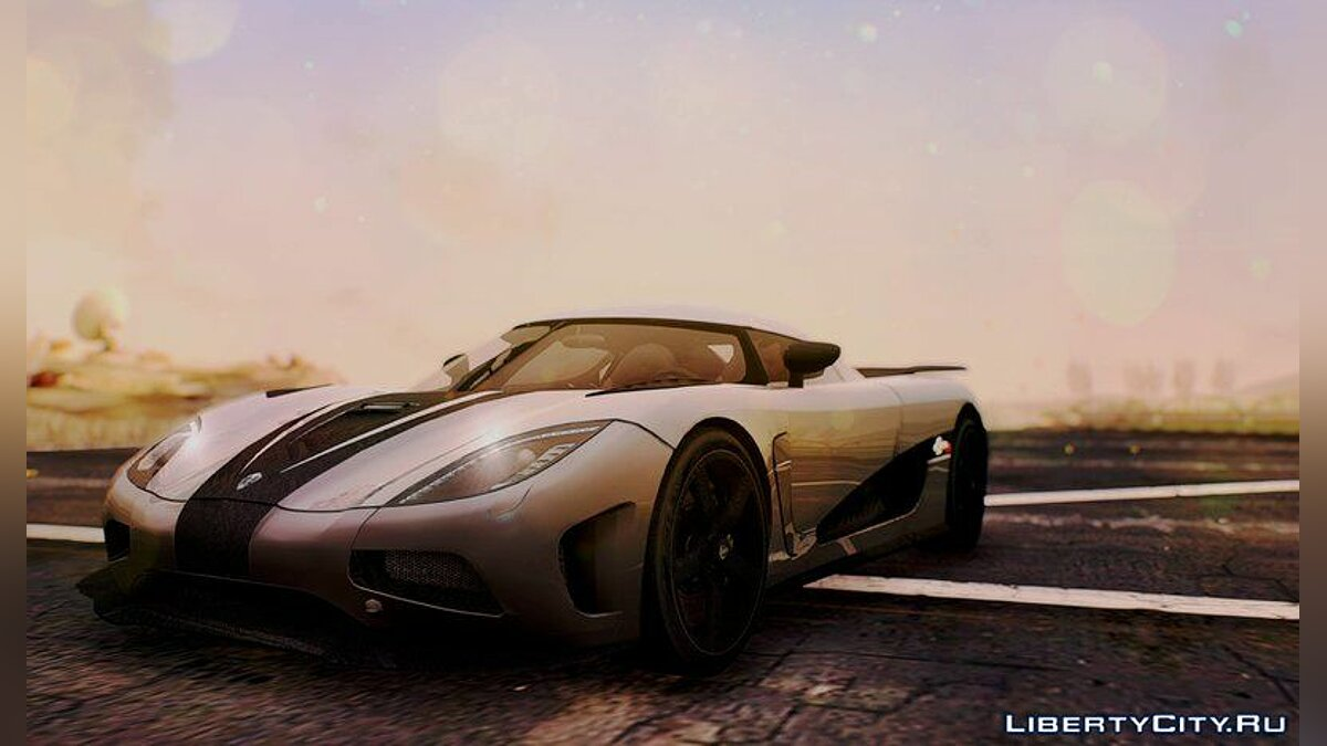 Koenigsegg Agera R 2014 for GTA San Andreas (iOS, Android) - Картинка #4