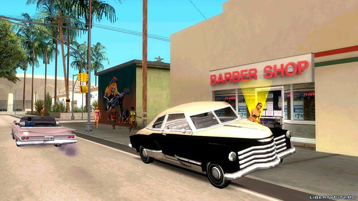 Broadway DeLuxe '47 for GTA San Andreas (iOS, Android)