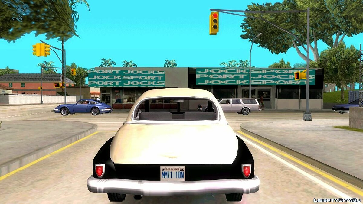 Broadway DeLuxe '47 for GTA San Andreas (iOS, Android) - screenshot #2