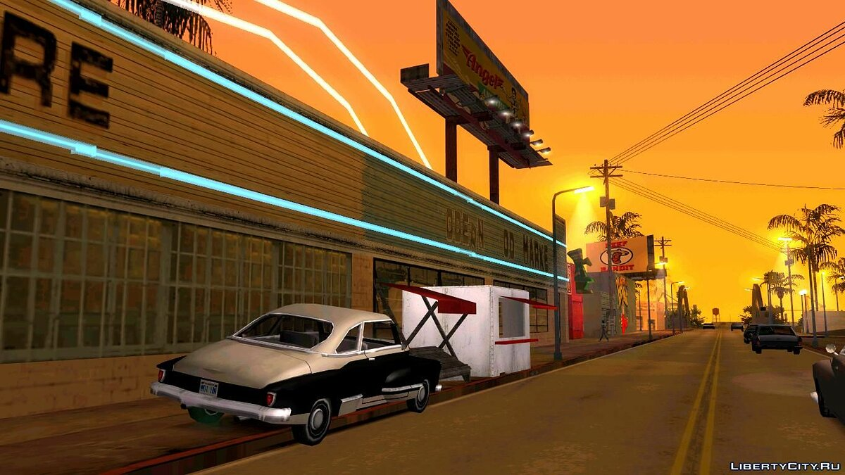 Broadway DeLuxe '47 for GTA San Andreas (iOS, Android) - screenshot #3
