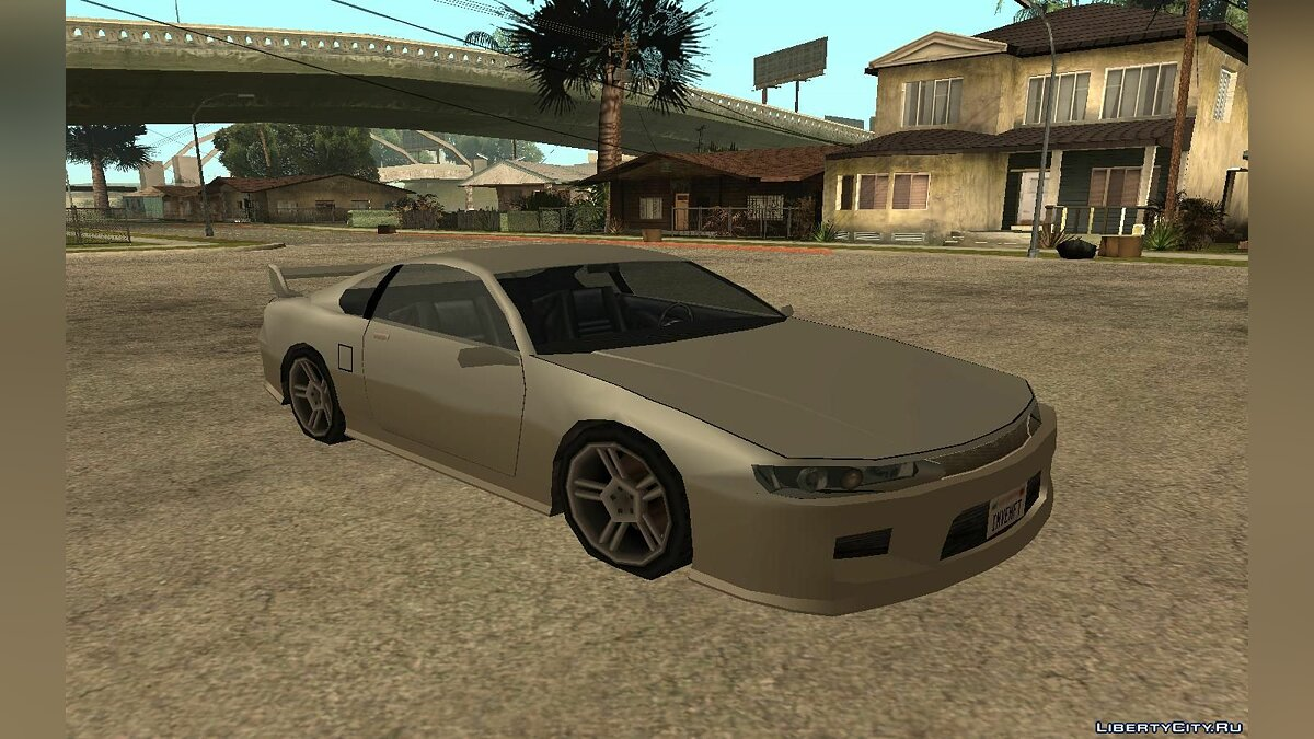 1998 Annis Suki for GTA San Andreas (iOS, Android)