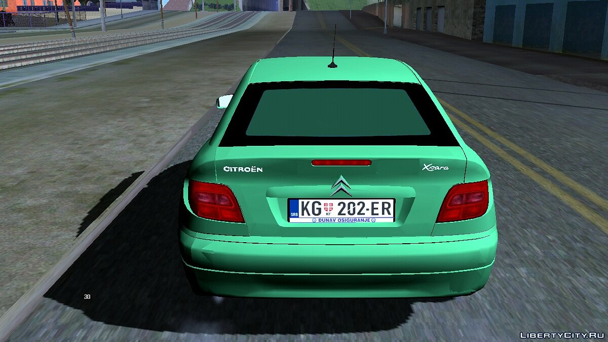 Car 2004 Citroen Xsara Coupe for GTA San Andreas (iOS, Android)