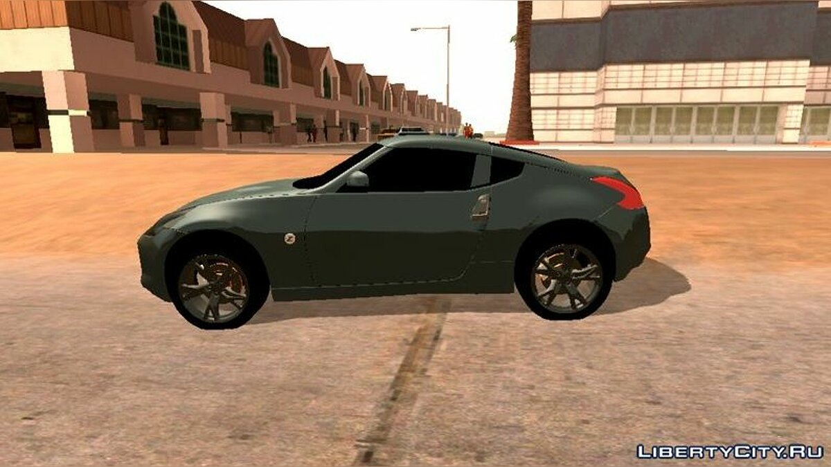 Car Nissan 350Z (DFF only) for GTA San Andreas (iOS, Android)