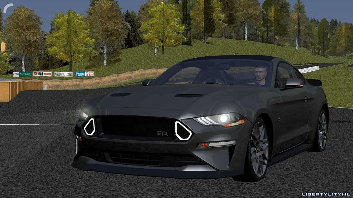Car Ford Mustang GT for GTA San Andreas (iOS, Android)