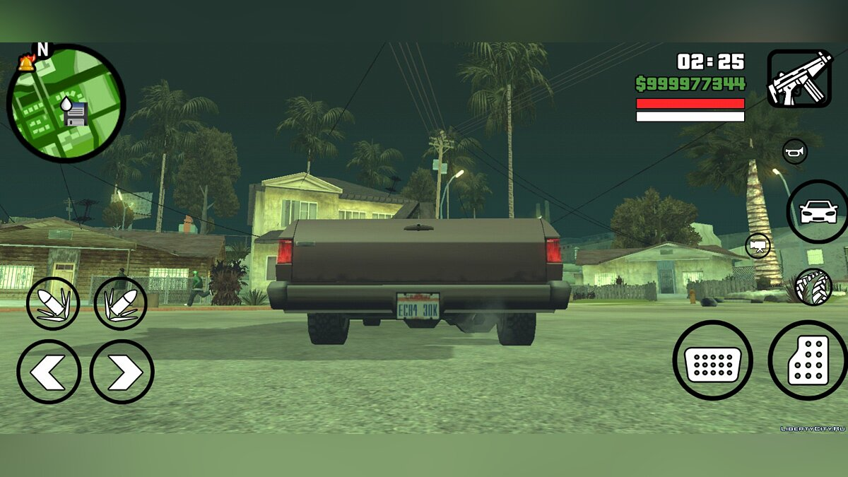 Car textures Beta car license plates for GTA San Andreas (iOS, Android)