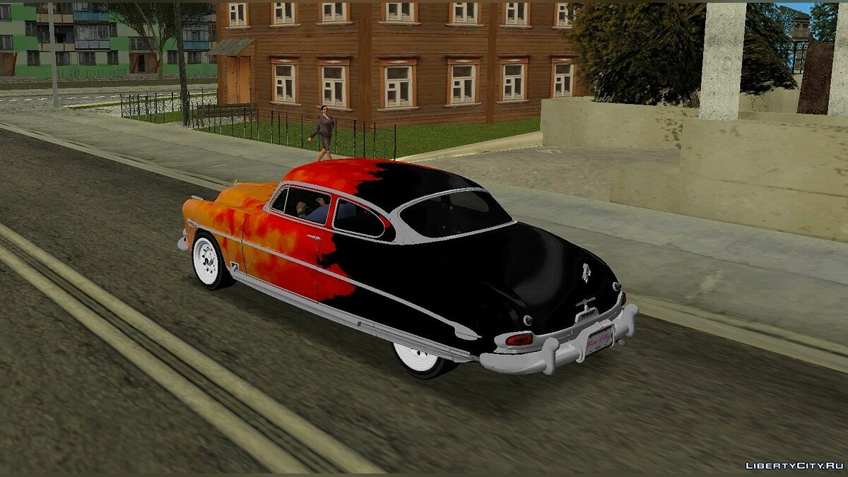 Car packs Hudson Hornet Coupe for GTA Vice City