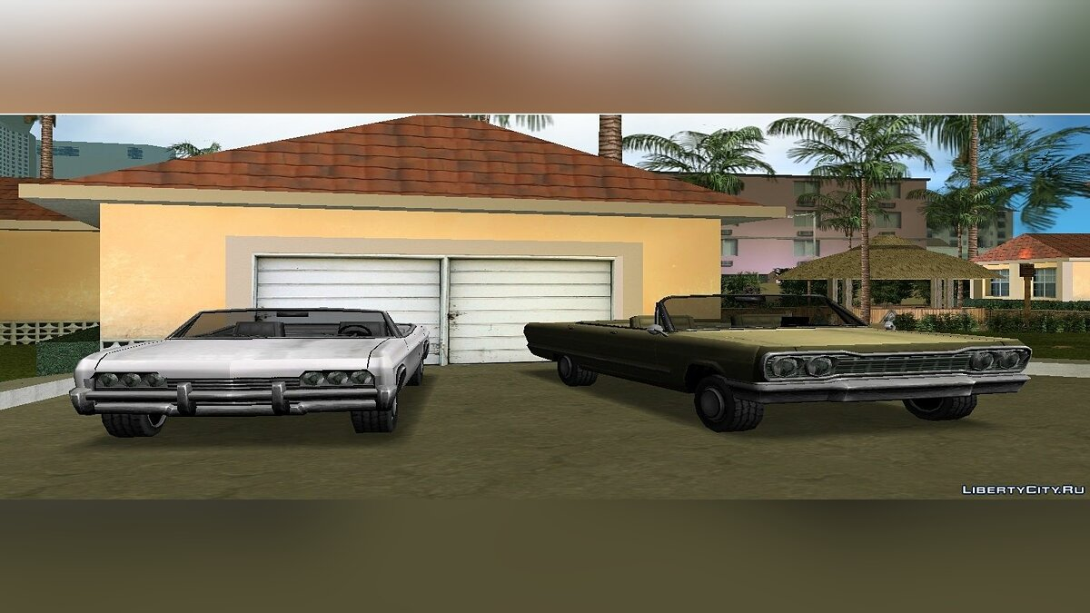 Car packs Savanna and Blade [MVL] for GTA Vice City