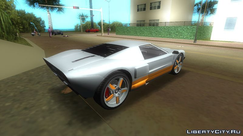 Gta V Vapid Bullet Gt Super For Gta Vice City Screenshot