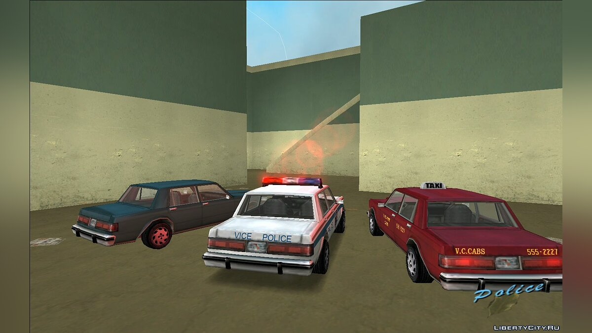 Car Deliberator for GTA Vice City