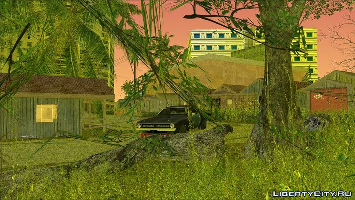 Car Plymouth Hemi Cuda 440 '70 for GTA Vice City