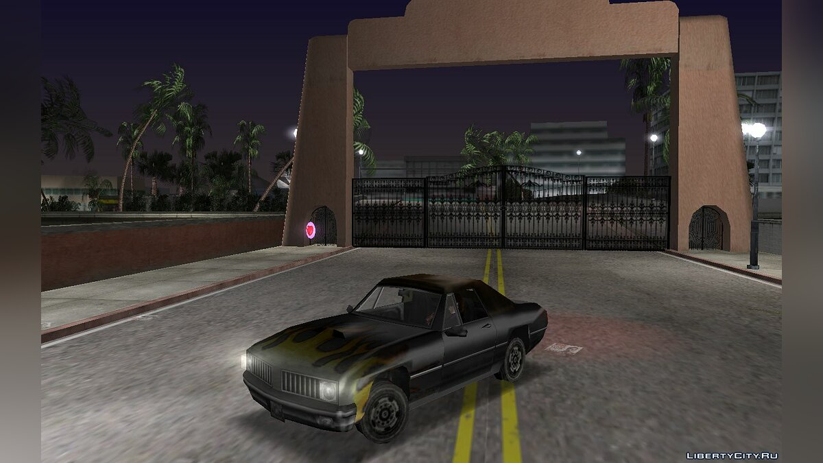 Car Bully Stallion for GTA Vice City