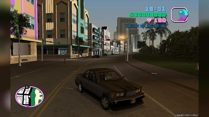 Car Sentinel Coupe & Coupe XS for GTA Vice City