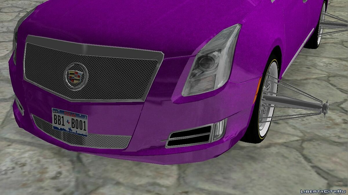 Car Cadillac XTS Slab for GTA Vice City