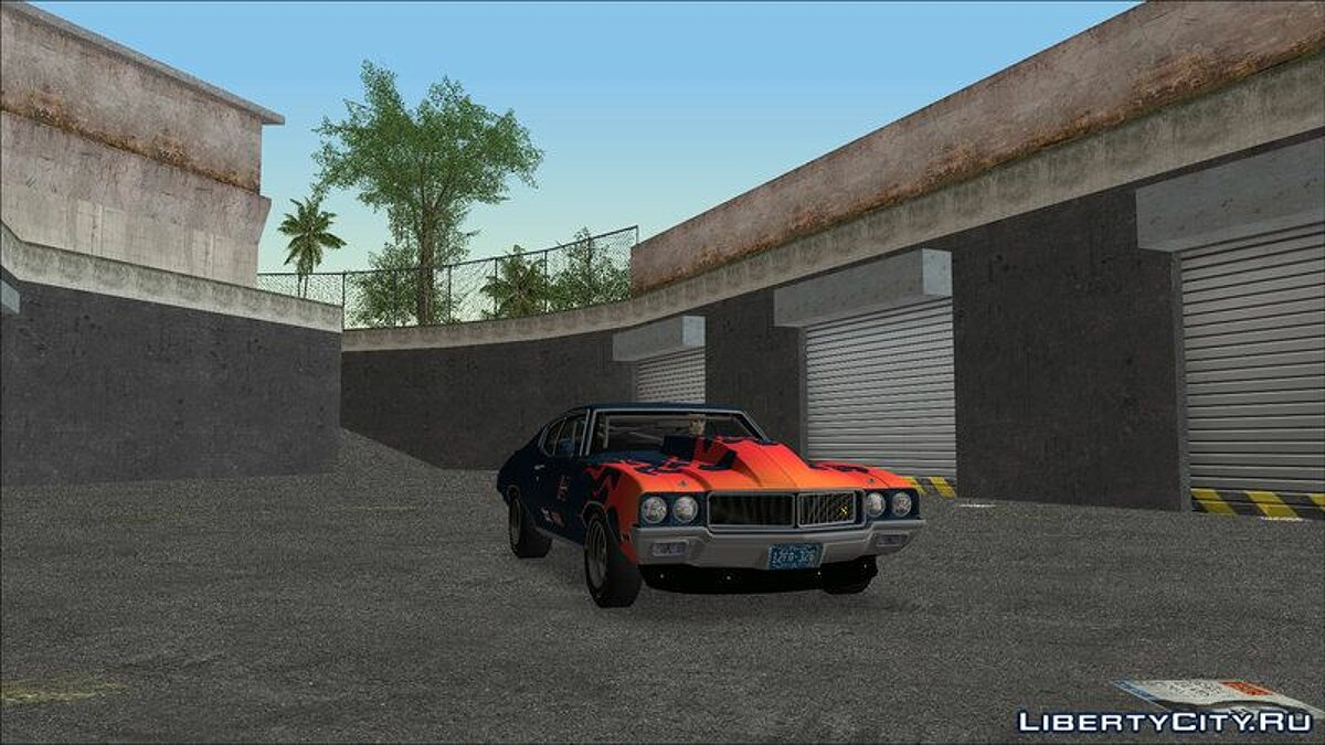 Car Buick GSX '70 for GTA Vice City