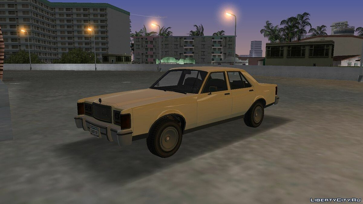 Car Willard Marbelle from Grand Theft Auto IV for GTA Vice City
