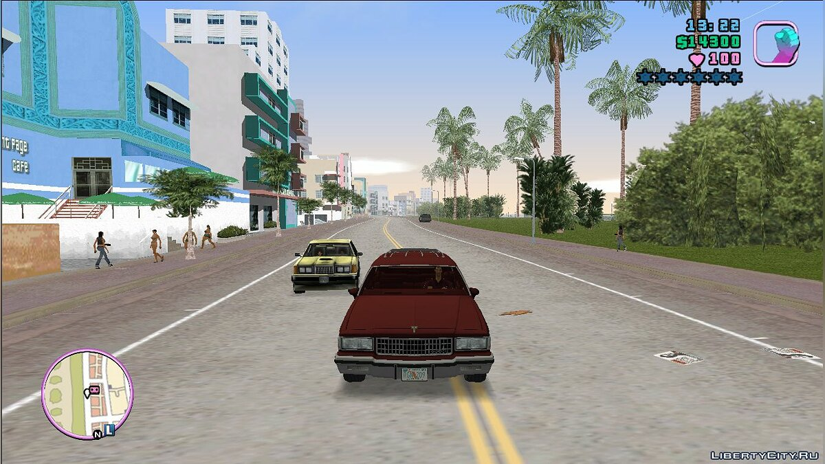 Car 1989 Chevrolet Caprice Station Wagon for GTA Vice City