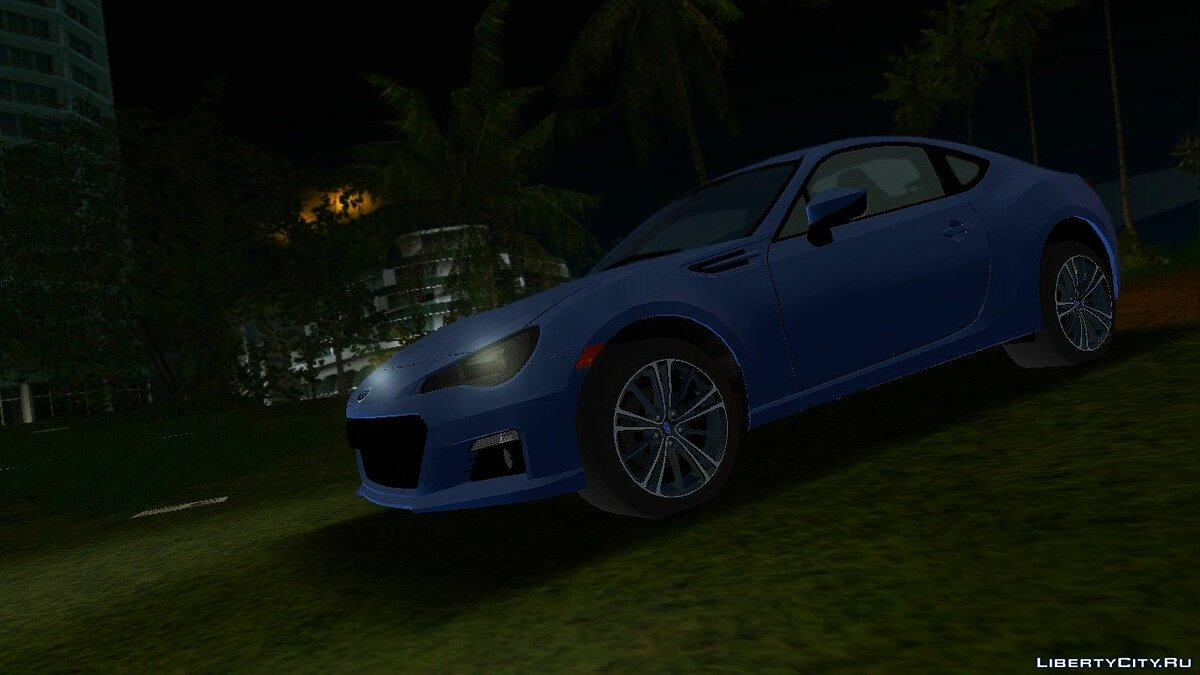 [MVL | VC] 2013 Subaru BRZ for GTA Vice City - Картинка #3