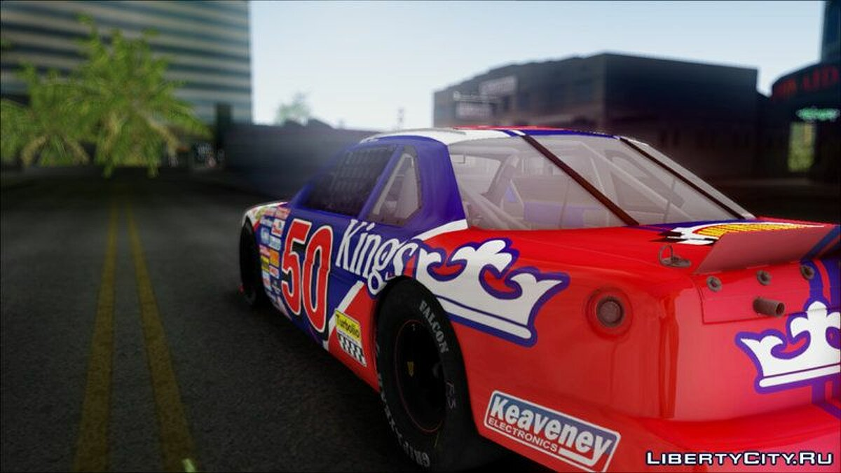 Car 1990 Chevrolet Lumina NASCAR for GTA Vice City