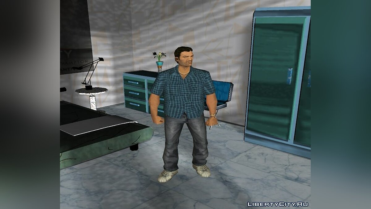 New character Nostalgic Tommy for GTA Vice City