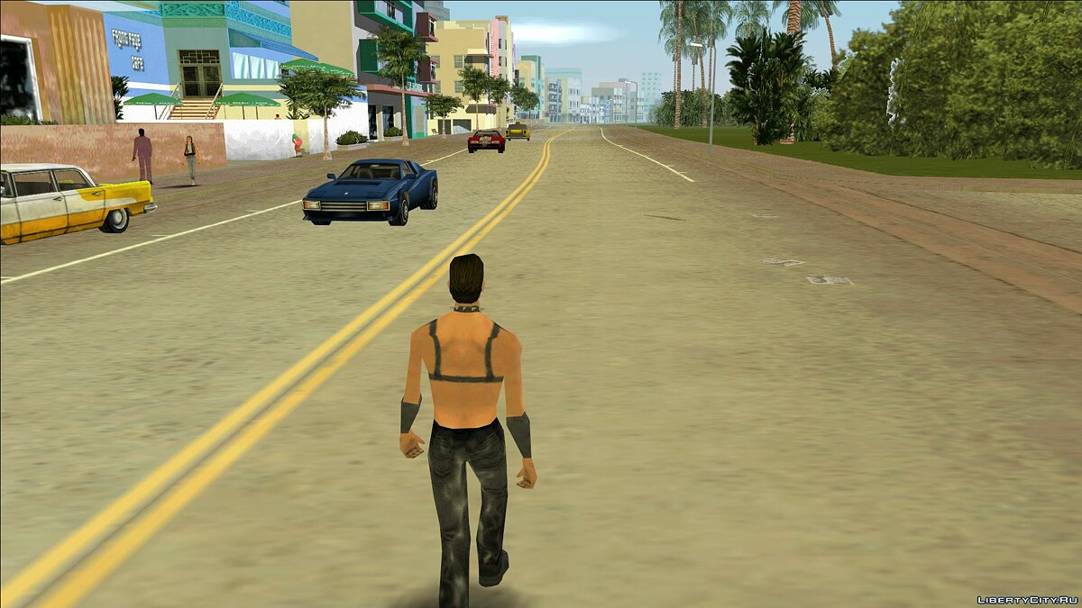 New character Tommy darkholme for GTA Vice City