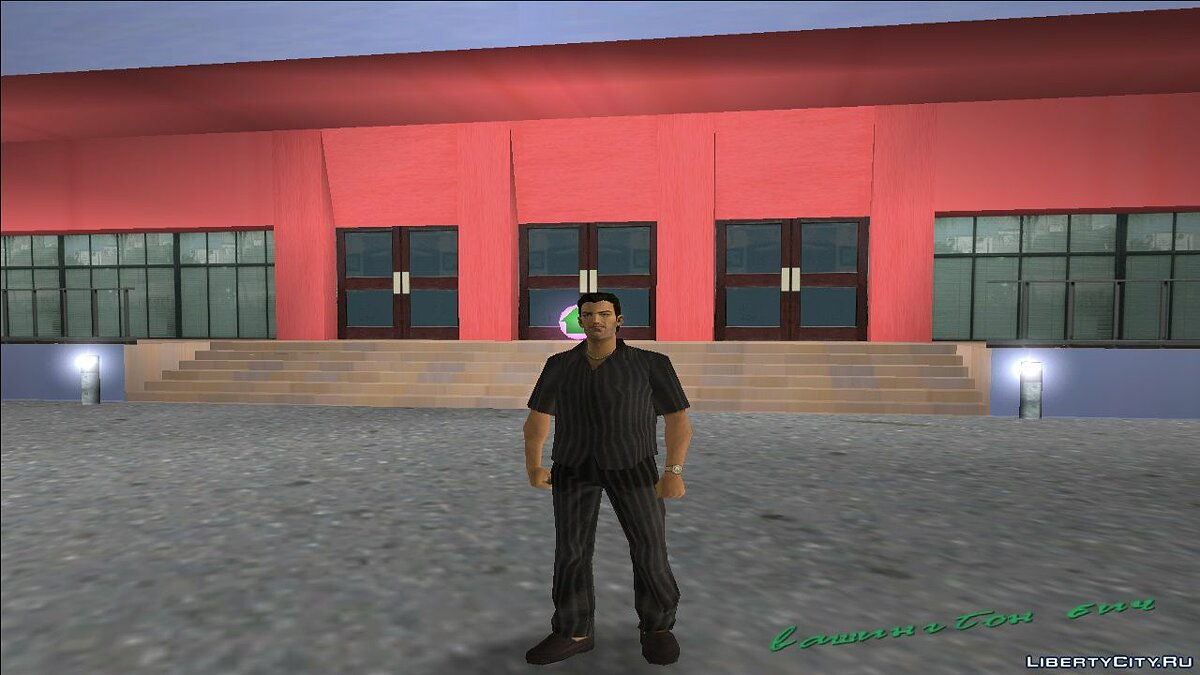 New character Portable Skins Pack 1 for GTA Vice City