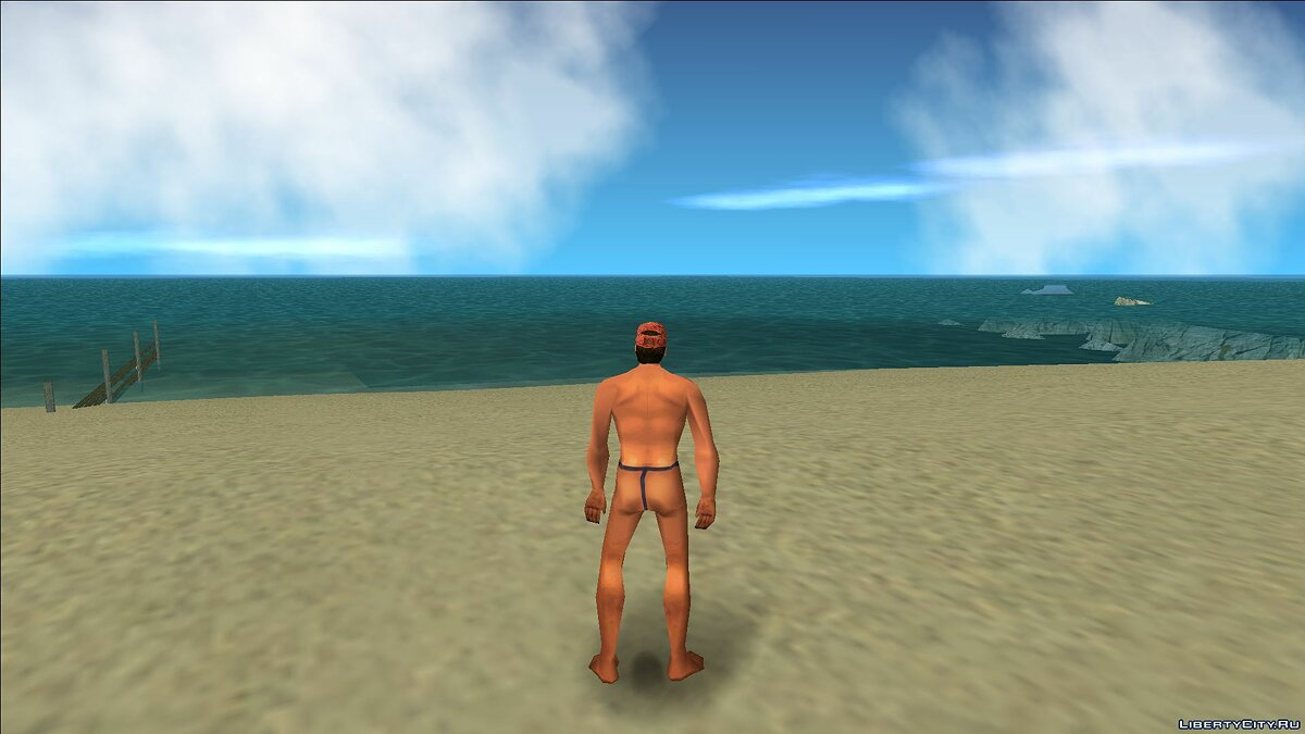 Tommy milos for GTA Vice City - screenshot #9