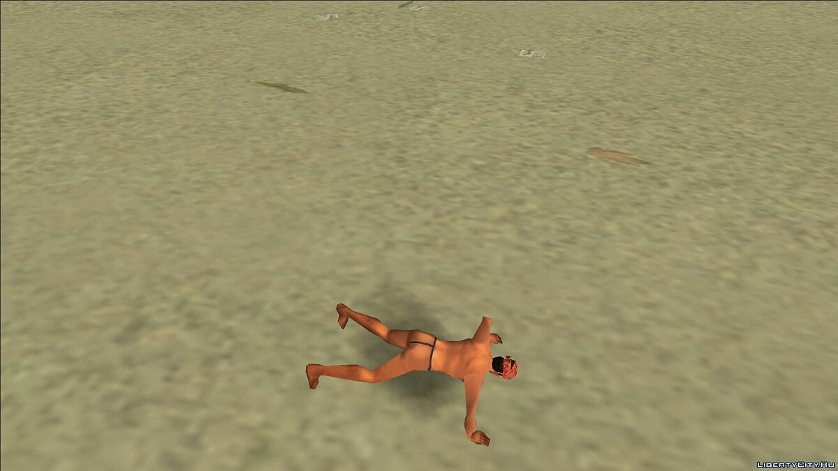 Tommy milos for GTA Vice City - screenshot #6