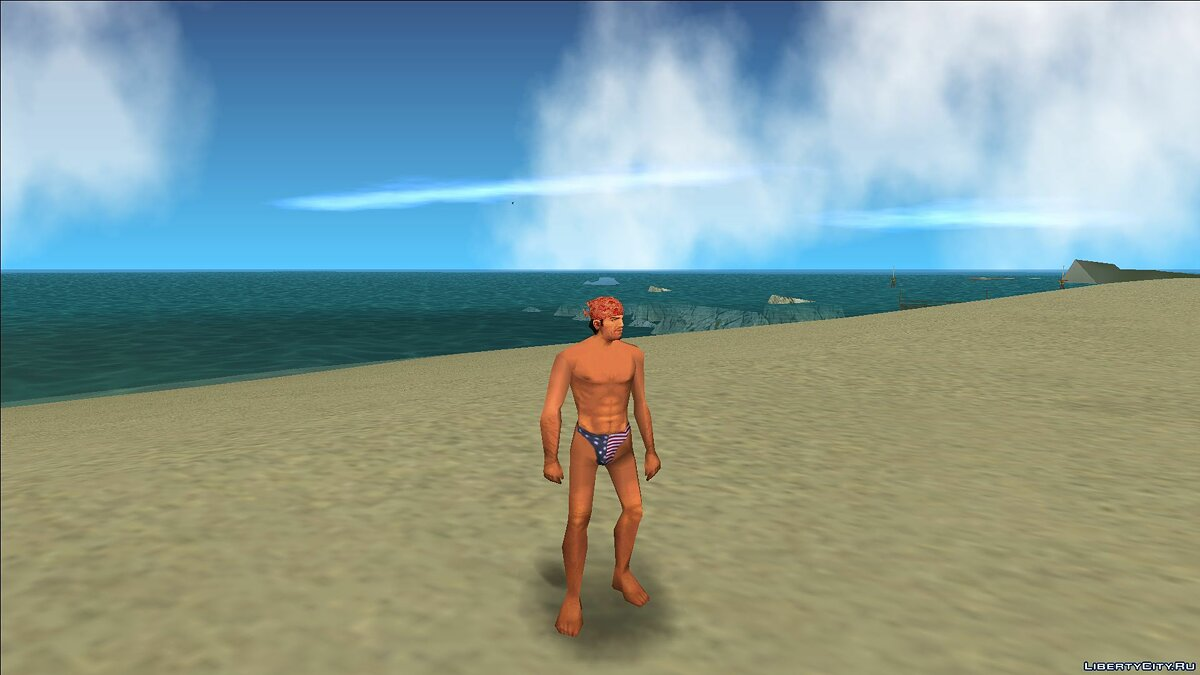 Tommy milos for GTA Vice City - screenshot #7
