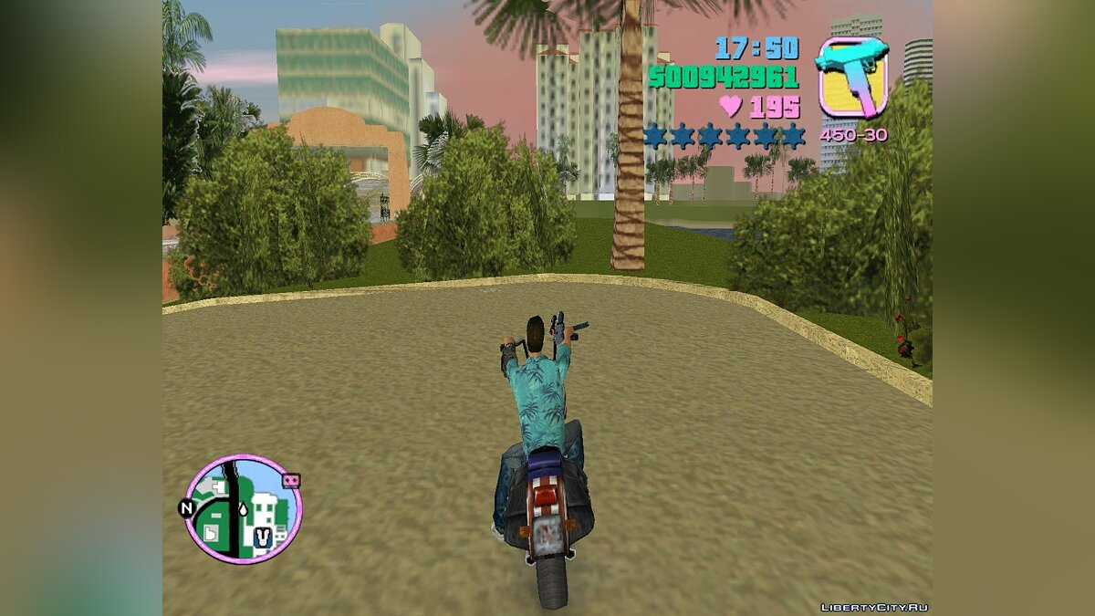 New character Pipboy for Tommy for GTA Vice City