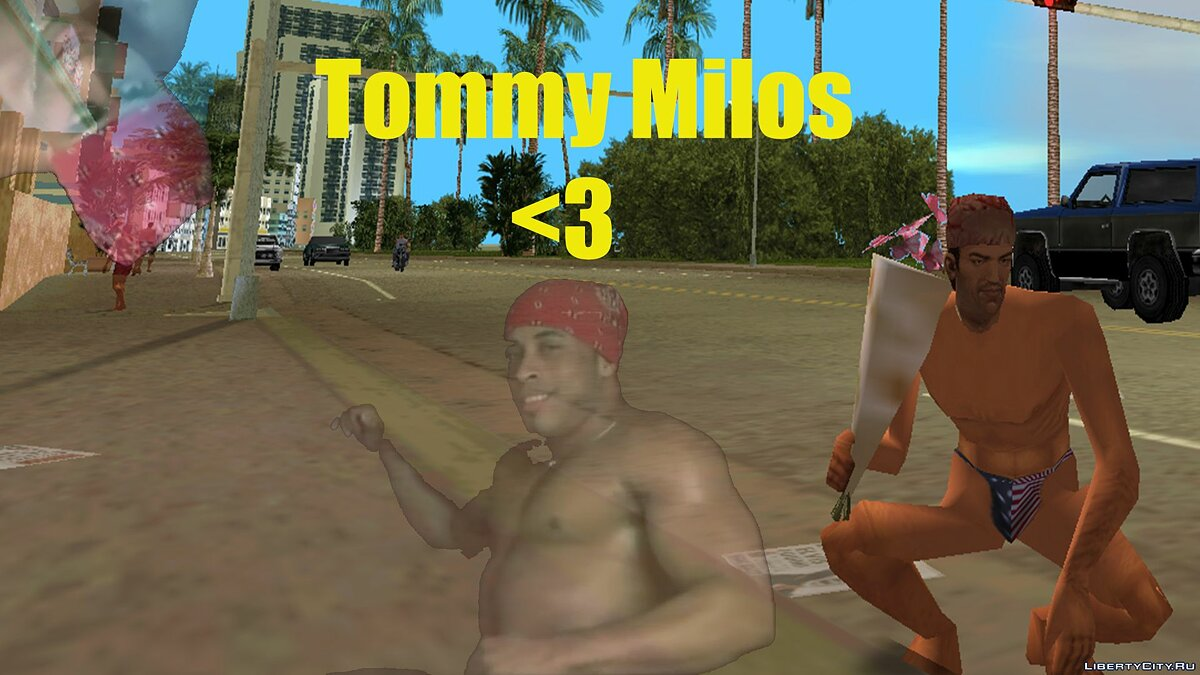 Tommy milos for GTA Vice City - screenshot #10
