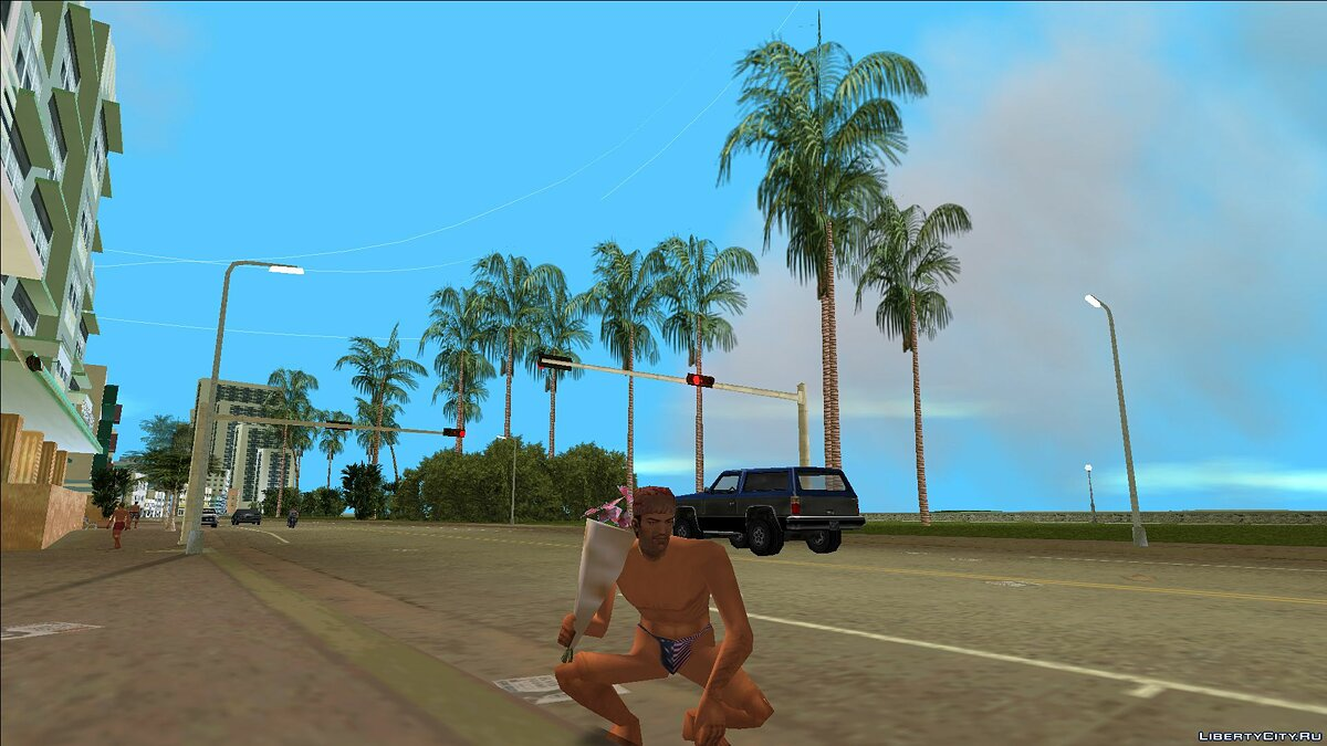 Tommy milos for GTA Vice City - screenshot #12