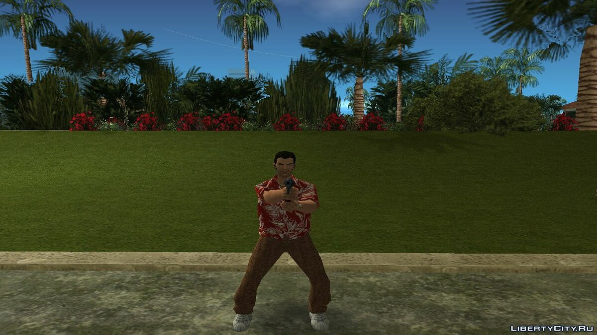 New character Jack carver for GTA Vice City