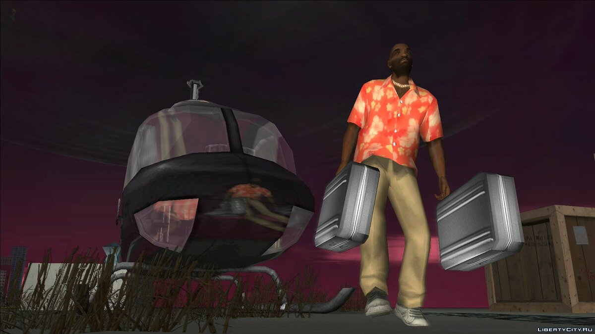 New character VCS Style characters for GTA Vice City