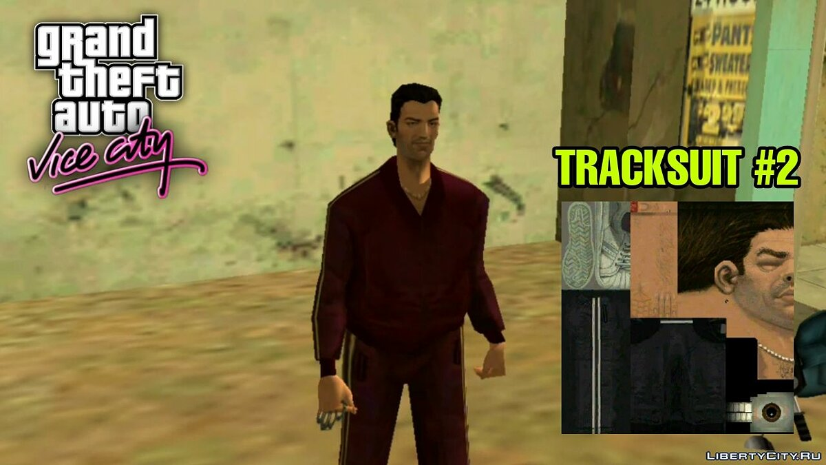 New character Tommy's Cutscenes Outfits for PC / Android for GTA Vice City