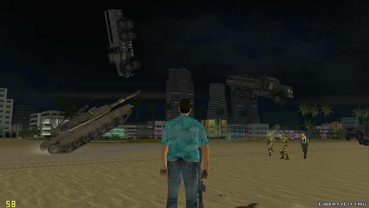Program GTA Vice City Gravity for GTA Vice City
