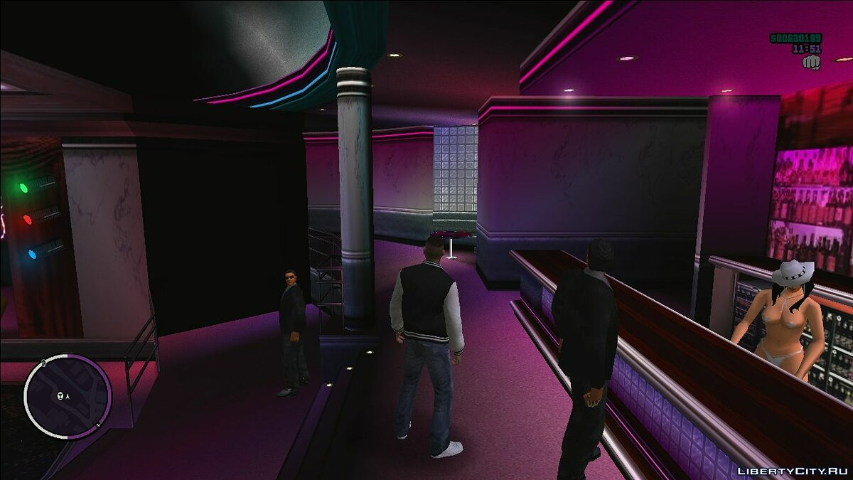 File IV and EFLC animation for GTA Vice City