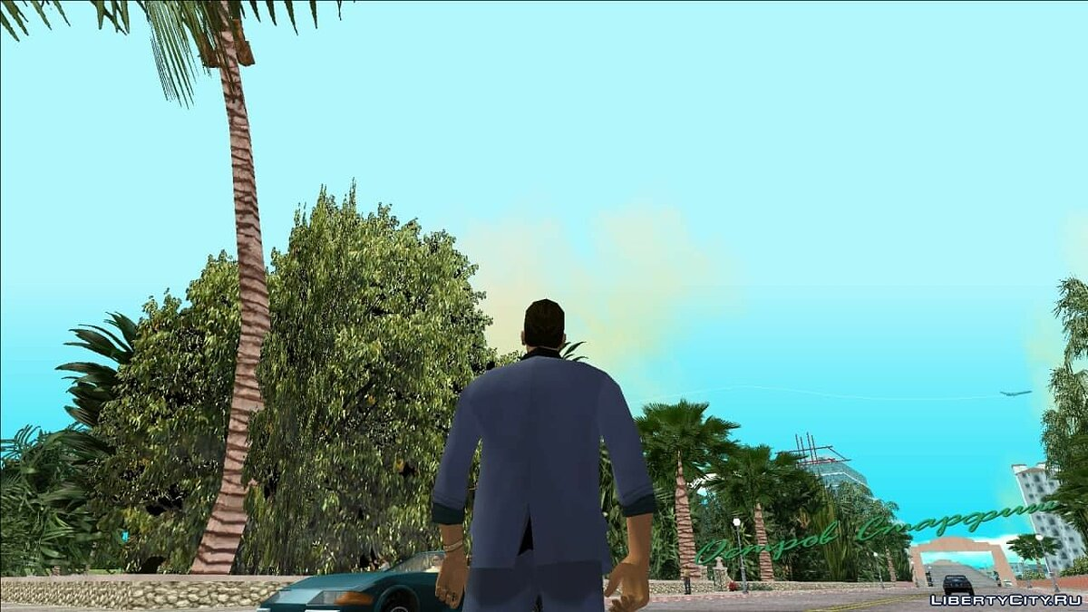 File VCS timecyc for VC for GTA Vice City