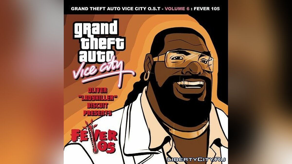 File Grand Theft Auto Vice City Soundtrack - All radio stations for GTA Vice City