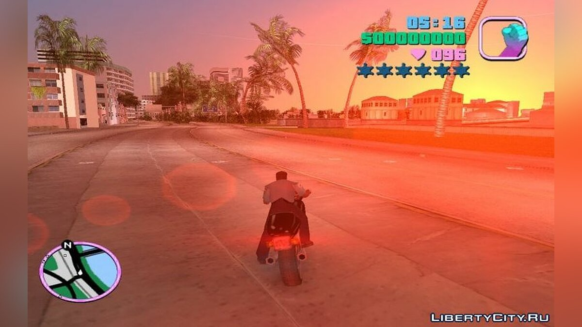 File Realistic Timecyc Effects for GTA Vice City